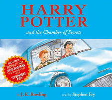 Harry Potter and the Chamber of Secrets: Children's edition by J. K. Rowling (CD-Audio, 2006)