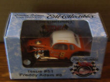 Freddy Adam #8 Dirt Modified Legends Coupe 1/64 ERTL