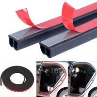 4M B-shape Car Door Edge Rubber Weather Seal Hollow Strips Moulding Sales