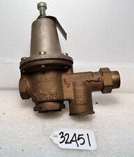 "Water Pressure Reducing Valve 1/2"" pipe (Inv.32451)"