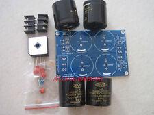 ZG Amplifier PSU kit with 4 X10000uFNover LA Audio Grade Capacitor/Power supply