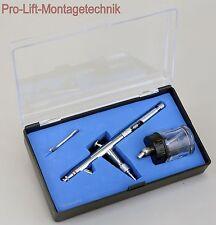Airbrush Spritzpistole BD-182 Double Action Airbrushpistole Modellbau Düse 01783