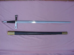Deepeeka Medieval Knight Knights Arming Sword Middle Ages Sidearm Renaissance