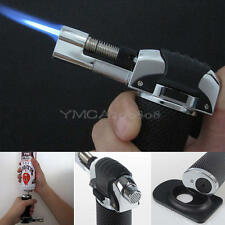 Butane Gas Micro Blow Torch Lighter Welding Soldering Brazing Refillable o o