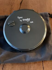 Trophy XL Tyee QL Mooching Reel. Dark Gray Finish. Canadian Top Quality.