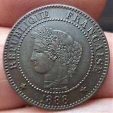 BELLE 2 CENTIME CERES 1888 A