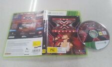 The X Factor xbox 360 PAL Version
