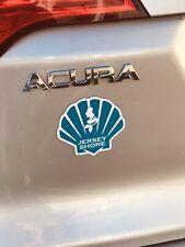 NEW -JERSEY SHORE SEASHELL MERMAID   AUTO MAGNET