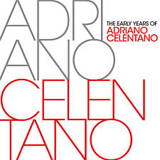 CD Adriano Celentano The Early Years 2CDs