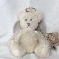 Boyds Bears Vintage Mohair Angel Bear #590063-01