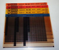 Microfiche Parts Catalog/Parts List Iveco 150 17 from 12/1982