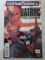 CAPTAIN AMERICA AND BATROC THE LEAPER #1 One-Shot (2011) MARVEL COMICS 1ST PRINT