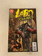 LOBO: CHAINED #1 NM 9.4 ONE-SHOT SPECIAL