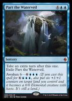 Part the Waterveil - Foil x1 Magic the Gathering 1x Battle for Zendikar mtg card