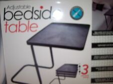 Table, Bedside,Multi-Purpose Adjustable, Workstation,  Activity Desk,  Homework