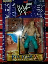 WWF WWE Jakks Edge Wrestling figure MOC DTA Tour 2 BCA Flashback NEW #STFI