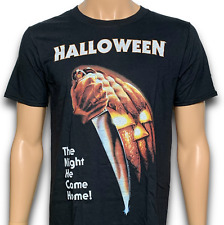 Halloween The Night He Came Home Brand New Officially Licensed Shirt