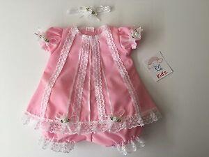 Baby clothes/dress Newborn handmade