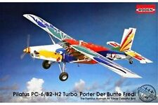 RODEN 444 1/48 Pilatus PC-6/B2-H2 Turbo Porter Der bunte Fredi