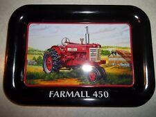 "FARMALL 450 Tractor COLLECTIBLE PLATE DECORATIVE PLATE 5"" X7"" PLATE 1956-1958"