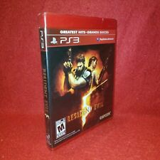 Resident Evil 5 (Sony PlayStation 3 PS3, 2009)