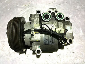 MG TF MGUK LE500 1.6 1.8 *HARDLY USED 29K* AIR CON COMPRESSOR PUMP - 2007 ON