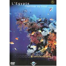 29013//L'EGYPTE L'HERITIER DU SINAI DVD COMME NEUF