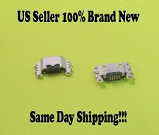 2 X New Micro USB Charging Sync Port SONY Xperia Z3 Compact D5803 D5833 M55W Z2B