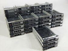 "Lot of 35 Dell Kg1Ch 0Kg1Ch Sata Sas Hdd Hard Drive 3.5"" Caddy Tray"