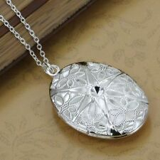 Locket Beauty Oval Costume Necklaces & Pendants