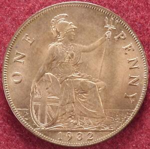 GB Penny 1932 (E2302)