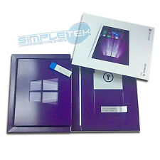 BOX LICENZA RETAIL WINDOWS 10 PRO USB 3.0 CARD + CHIAVETTA INSTALLAZIONE MICROSO