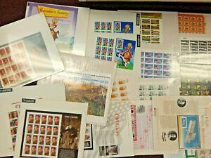 Huge Lot of U.S. Postage Stamps ~ Face Value $827.57