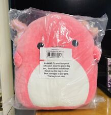 """Squishmallow 12"""" ARCHIE The Pink AXOLOTL Ultra Soft Plush KellyToy. A+Seller."""