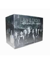 Law and Order The Complete Series DVD 104-Disc (2011) Seasons 1-20 Brand New