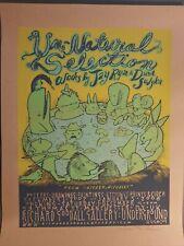 Un-natural Selection -  2007 Gallery Show- Jay Ryan Diana Sudyka Print Poster SN