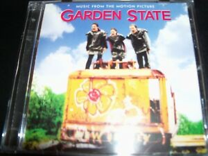 Garden State Movie Film Soundtrack CD Ft Coldplay The Shins Colin Hay Nick Drake