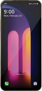 Brand New LG V60 ThinQ 5G LM-V600AM 128GB Blue GSM AT&T GSM Unlocked Smartphone1
