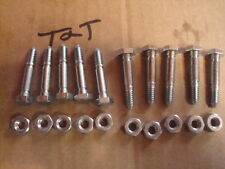 10 Shear Pins 1-9/16 X 1/4 replaces ARIENS Snapper 532005 Snowblower Thrower 918