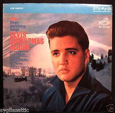 ELVIS PRESLEY-ELVIS' CHRISTMAS ALBUM-RCA VICTOR #LSP 1951 e-Scarce Cover Mistake
