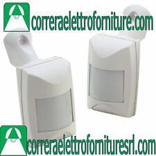 Sensore di movimento infrarossi PIR antifurto allarme Lince 1534JOLLY