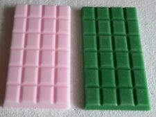 Any TWO Handmade Highly Scented Wax Melt Bars for £6.50.. over 300 fragrances
