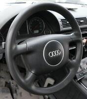Audi A6 4F A4 8E B7 B6 Lenkrad 4-Speichen 8E0419091BE 6PS soul schwarz