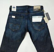 ce4c76f927e Replay FC Barcelona Denim Zero Waitom Mens Jeans Regular Slim W29 L34