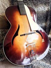 Framus Tango 1950s Archtop / jazz Sunburst Guitar *reduced*