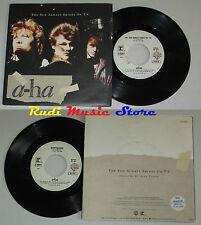 "LP 45 7"" A-HA The sun always shines on t.v. 1985 ITALY WARNER 92 8846-7 cd mc(*)"
