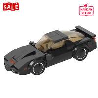 Building Blocks Toys Sets KITT Cars Vehicle MOC-52083 KARR for Knight Rider