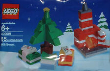 LEGO CREATOR #40009 - Christmas Holiday Building Set - Collector 2010 - NEW