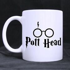 Details about  11 Oz Ceramics Harry Potter Pott Head Funny Cartoon Mug Cup Two S