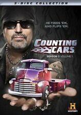 Counting Cars Season 2 Vol 1 2013 DVD WS